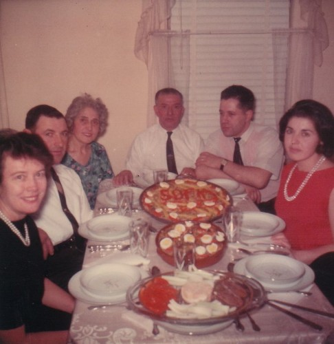 Remembering Dad With a Showstopping Paella