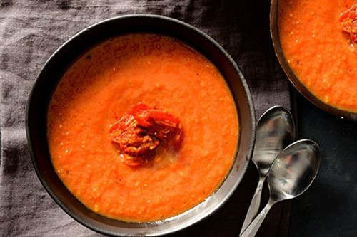 Instant Pot Indian Tomato Coconut Soup Recipe on Food52