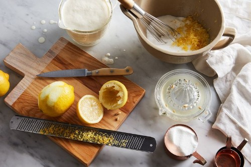 No-Cook, No-Sweat, No-Churn Lemon Ice Cream From a Southern CookingLegend