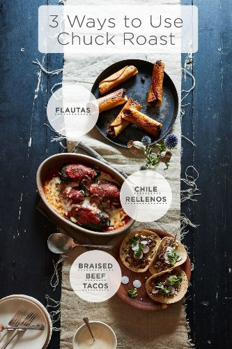 3 Tex-Mex Dinners to Make From Chuck Roast RightNow