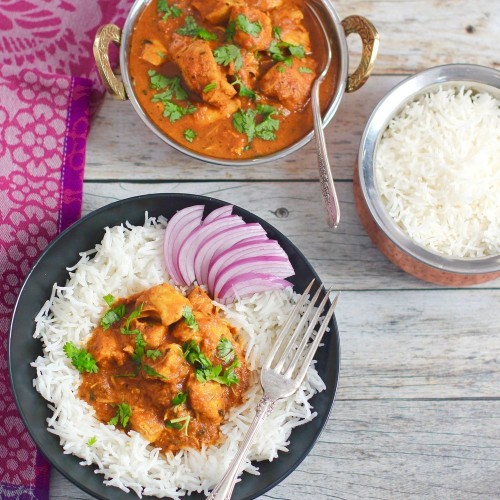 Butter Chicken - Instant Pot Recipe on Food52