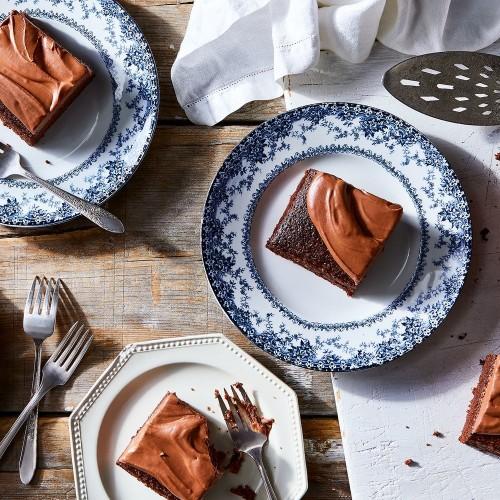 Easy Chocolate Sheet Cake Recipe - How to Make Texas Sheet Cake