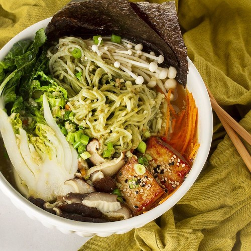 The Best Vegan Ramen Recipe on Food52