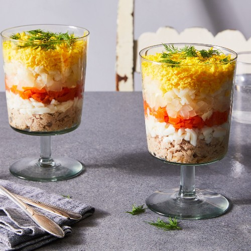 The Unbridled Joy of Layered Mayonnaise Salads