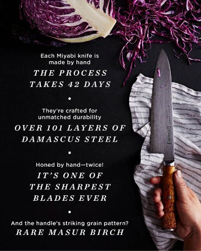 Why This Japanese Knife Takes 42 Days to Make
