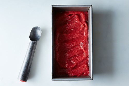 Summer Recipes - How to Make Sorbet at Home
