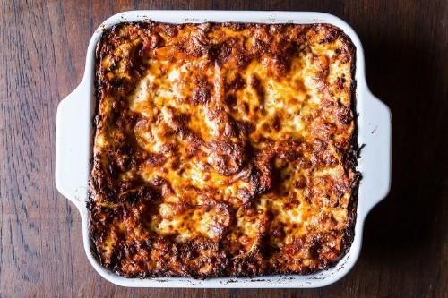 Lasagna Through theAges