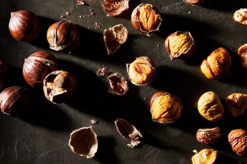 How to Roast, Cut, and Peel Chestnuts—Without GoingNuts