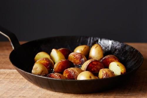 The Best Pan-RoastedPotatoes
