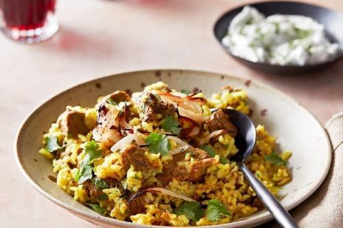 Instant Pot Lamb & Rice Casserole (Lamb Dum Biryani) Recipe on Food52