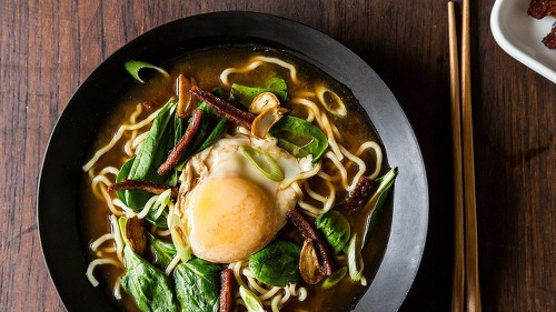 Bacon & Egg Ramen Recipe on Food52