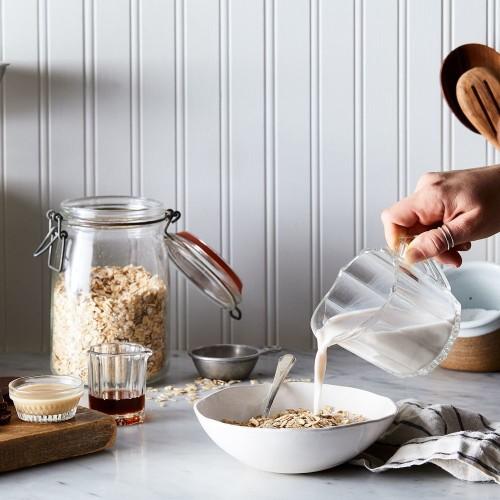 Tahini-Chocolate Chunk Overnight Oats Recipe on Food52