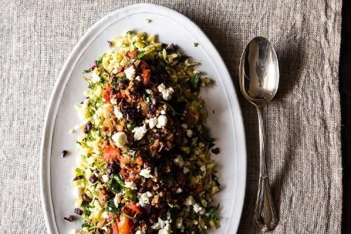 """""""Greek"""" Lamb with Orzo Recipe on Food52"""