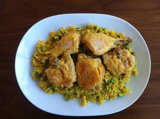 Cherry Bombe's Tandoori Murgh (Chicken Baked in Yogurt Sauce)
