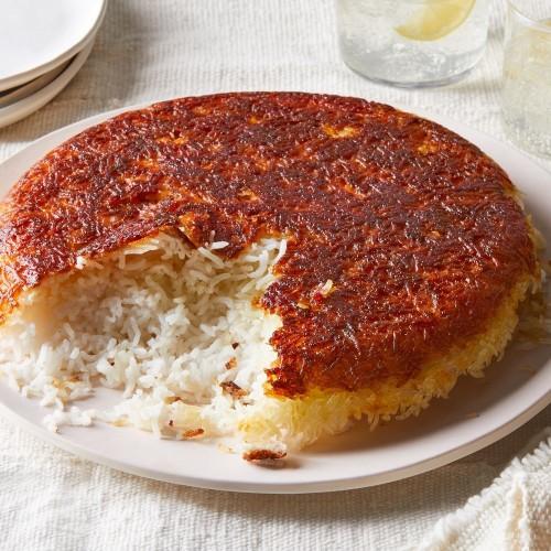 Persian-ish Rice from Samin Nosrat Recipe on Food52