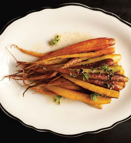 Guest Editorship - Joe Beef's Carrots with Honey Recipe