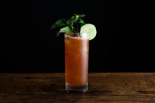 How to Make a Pimm's Cup