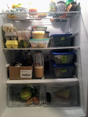 A Fridge Organizing Trick That Helps Keep My Greens Fresher, Longer