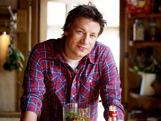Jamie Oliver's Roasted Shoulder of Lamb with Smashed Veg & Greens