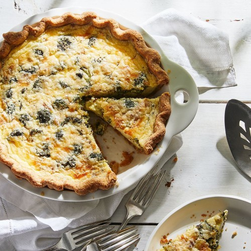 Best Quiche Recipe - How to Make Any Type of Quiche Perfectly