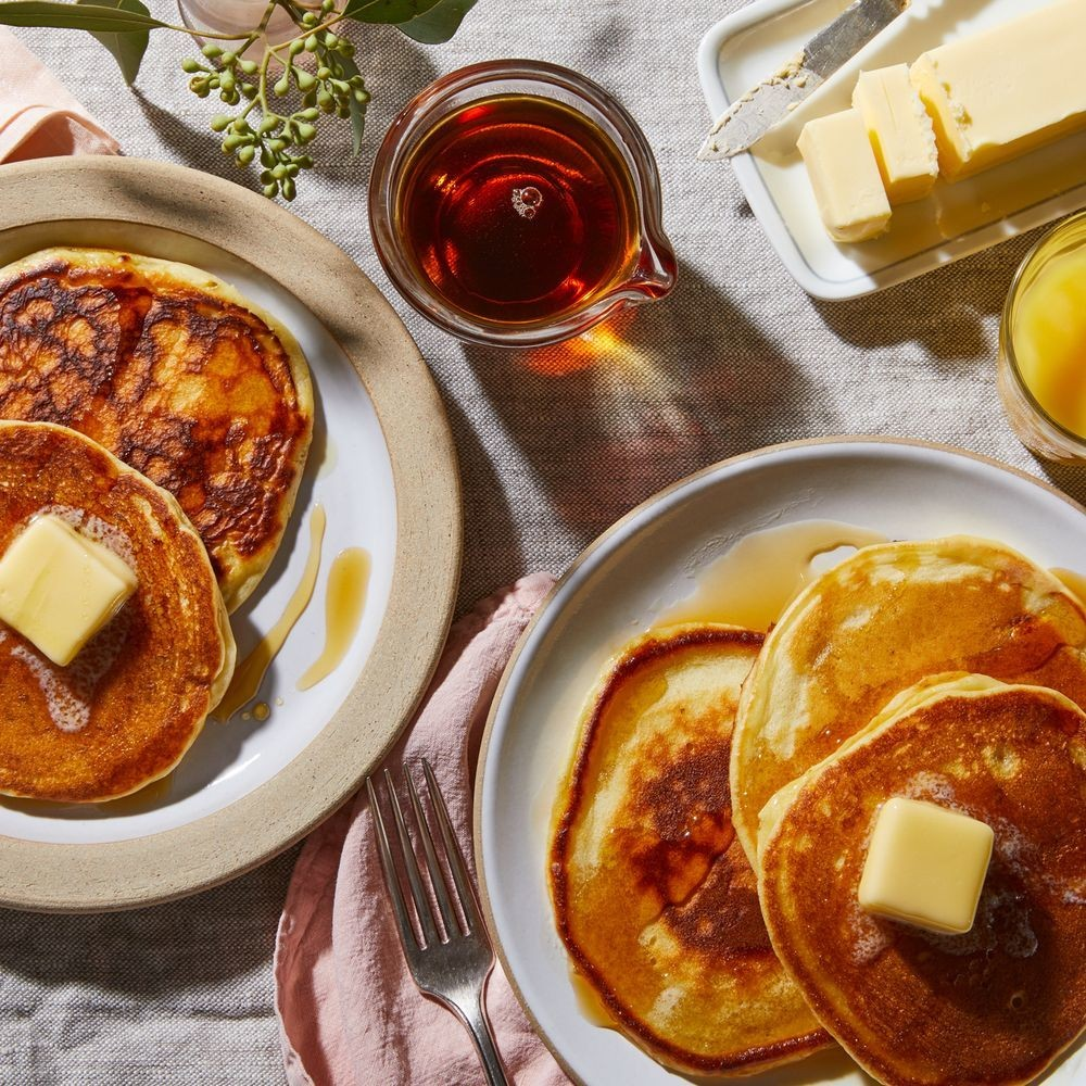 Cynthia Chen McTernan's Buttermilk Mochi Pancakes Recipe on Food52