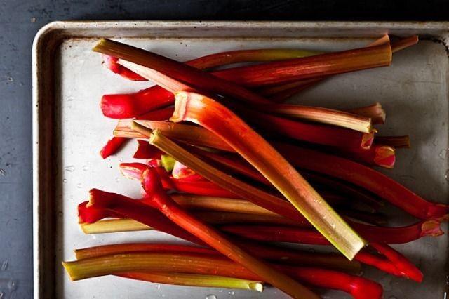 Sweet and Savory Ways to UseRhubarb