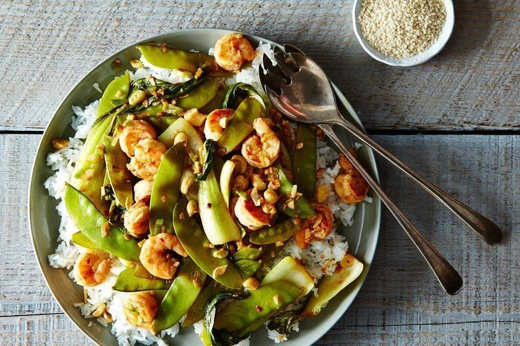 9 Meals to Stir-Fry in a Wok
