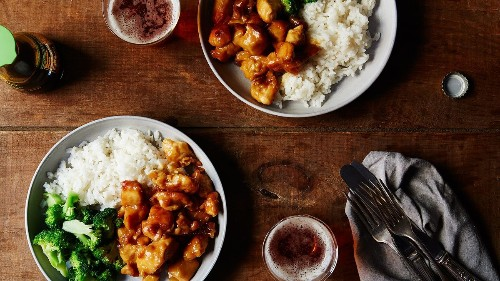 Homemade Takeout: Panda Express-Style Orange Chicken