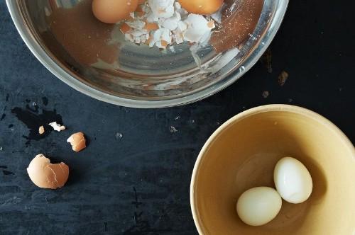 3 Dozen Ways to Turn Hard Boiled Eggs into Dinner