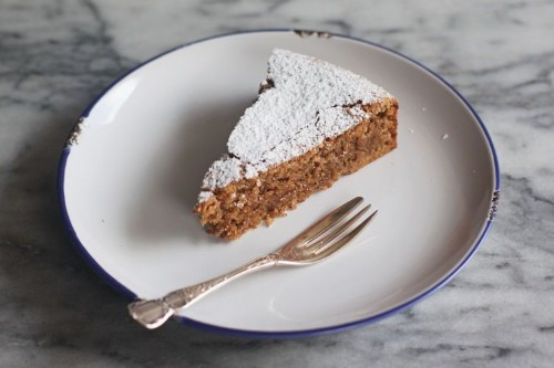 Calabrian Walnut Cake - Regional Italian Food