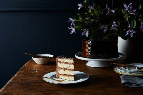 How to Make a (Fancy!) Mousse Cake, Step byStep
