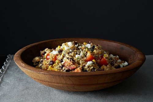 Southwestern Quinoa Salad, by Way of the Pantry Recipe on Food52