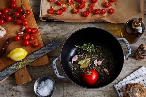 A Genius Method for Never Cooking Boring LentilsAgain