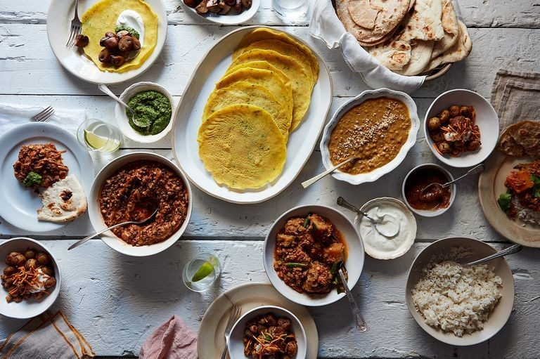 A 5-Recipe, Whirlwind Tour of India By Way of its Staple Protein Source