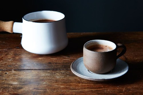 The Full Story Behind the Internet-Famous Red Wine HotChocolate