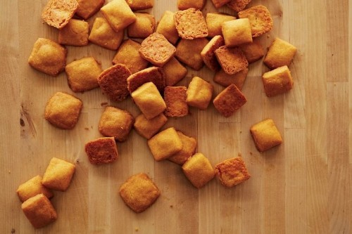 How to Make Cheez-Its atHome