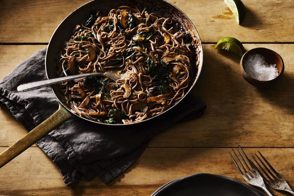 Ruth Reichl's Post-Work Late-Night Noodles