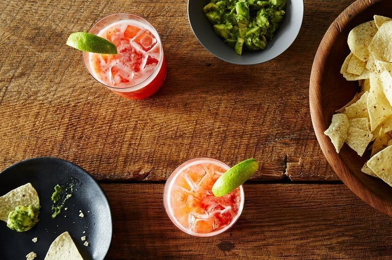 5 Riffs on The Original Margarita That Are Perfect for Summer Grilling