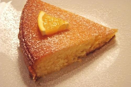 Orange Cake - My mother'srecipe