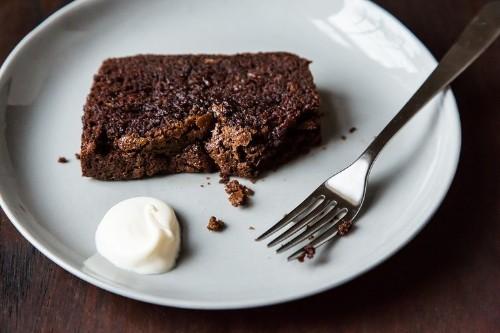 Nigella Lawson's Dense Chocolate LoafCake