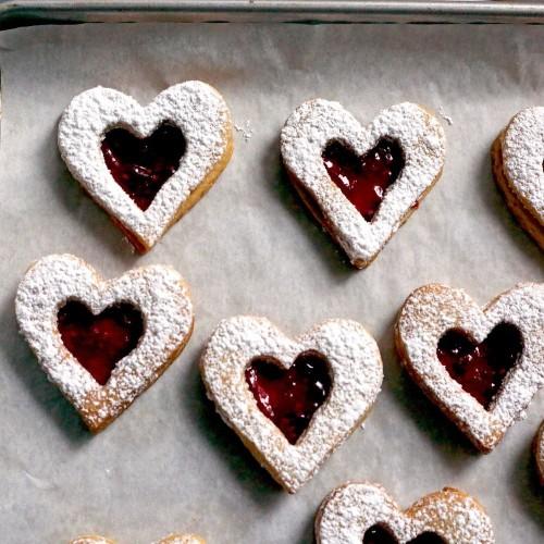 Linzer Cookies Recipe on Food52