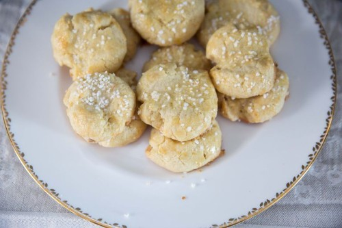 It's Not Christmas Till We Bake Norwegian Butter Cookies