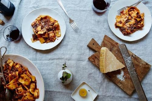 Genius Pork Shoulder Ragu (a.k.a. The Instant DinnerParty)