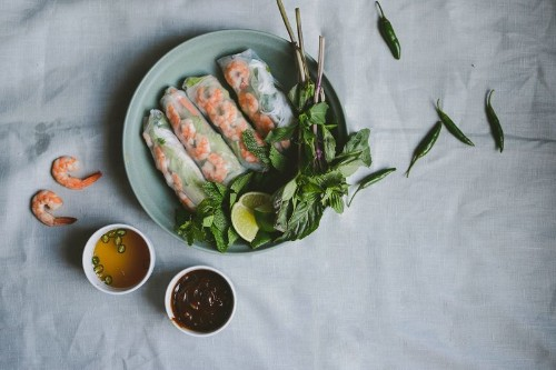 Skip the Takeout and Make Vietnamese Spring Rolls atHome