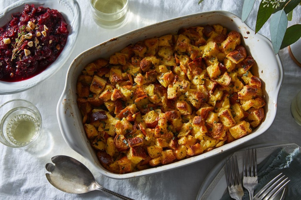 Brown Butter Stuffing