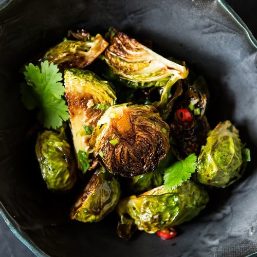 Momofuku's Roasted Brussels Sprouts With Fish Sauce Vinaigrette  Recipe on Food52