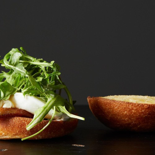 Poached Egg & Bacon Sandwich Recipe on Food52