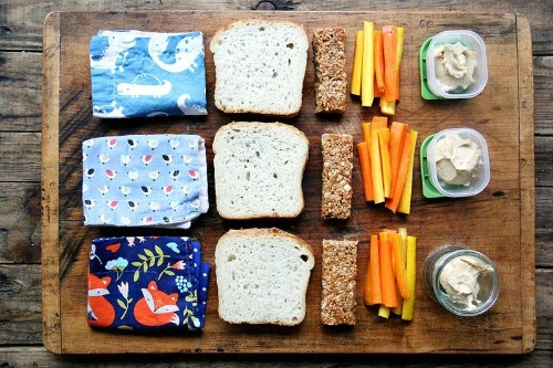 When It Comes to Toddlers, Don't Mess with a Lunch ThatWorks