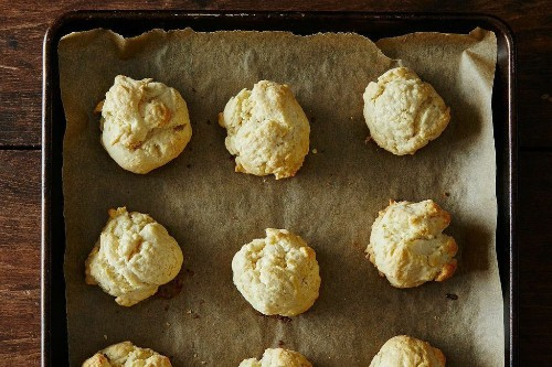 How to Make 2-Ingredient Never-Fail Biscuits - Genius Recipes