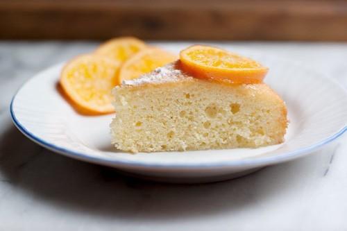 Torta all'Arancia (Orange Cake Inspired by Ada Boni and MarcellaHazan)